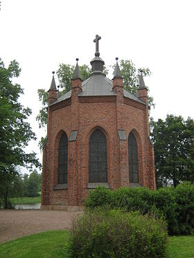 Image illustrative de l'article Chapelle Saint-Henri (Kokemäki)