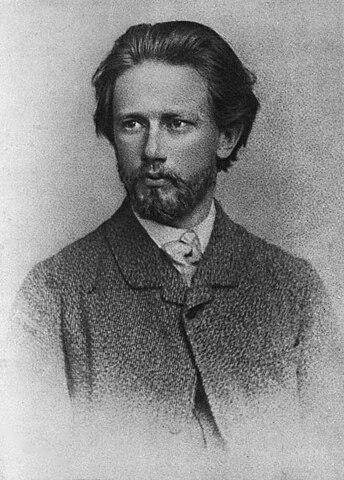 П. Чайковский, конец 1860-х г.