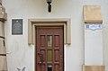 QRpedia code in Odessa - Brzozowski House - 2.jpg