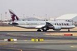 Qatar Airways, A7-BCH, Boeing 787-8 Dreamliner (40659267803).jpg