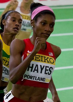 Quanera Hayes - Hayes in 2016