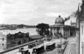 Queensland State Archives 18 Customs House Queen Street and Petrie Bight Brisbane October 1926.png