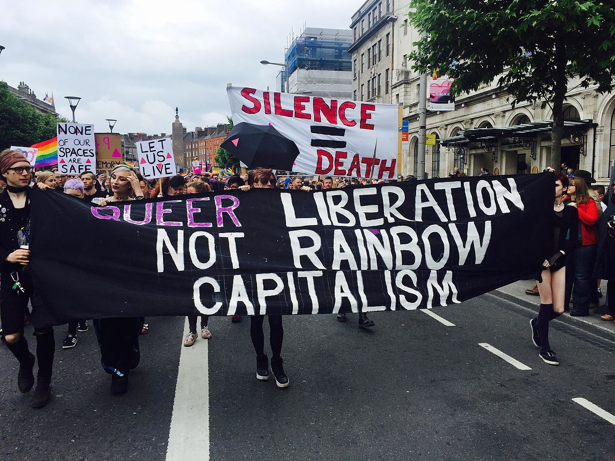 Image result for rainbow capitalism