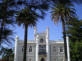 University of Lisbon - Quinta da Torrinha, campus of the University of Lisbon
