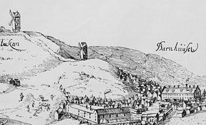 1647 in Sweden - Rörstrandskvarn Barnhuskvarn 1647