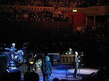 R.E.M. onstage
