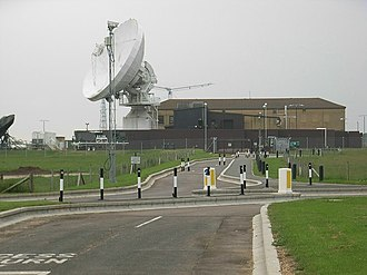 Stateroom (surveillance program) - RAF Croughton in Northamptonshire, England
