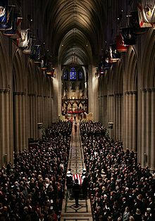 Death And State Funeral Of Ronald Reagan Wikipedia