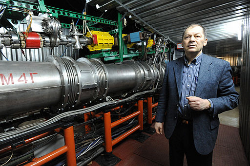 RIAN archive 612388 Joint Institute for Nuclear Research in Dubna hosts seminar on Physics on Large Hadron Collider