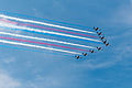 ROCAF Thundertigers Flight over ROCMA by V-Shape Formation 20140531b.jpg