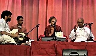 R. K. Srikantan Indian Carnatic classical vocalist