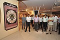 Raghvendra Singh Visits Science And Technology Heritage Of India Gallery With NCSM And VMH Dignitaries - Science City - Kolkata 2018-07-20 2578.JPG