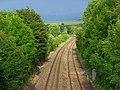 Railway, Hanging Langford - geograph.org.uk - 478767.jpg