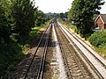 Railway, Otterham Quay Lane - geograph.org.uk - 188610.jpg