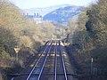 Railway Crossing - Footpath - geograph.org.uk - 1700601.jpg