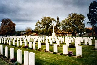 Railway Dugouts Burial Ground (Transport Farm) Commonwealth War Graves Commission Cemetery