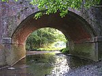 File:Railway arch allowing the Beaulieu River to pass under the tracks (1) - geograph.org.uk - 25402.jpg