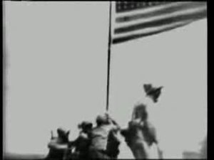 Bestand:Raising the Flag on Iwo Jima.ogv