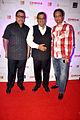 Ramesh S Taurani, Subhash Ghai, Ratan Jain at the launch of 'Its Only Cinema' magazine 07.jpg