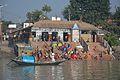 Ramkrishnapur Ghat - Howrah - River Hooghly 2013-11-09 4200.JPG