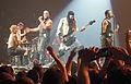 "Rammstein performing ""Bück dich"" Live in London 24 February 2012.JPG"