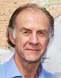 Sir Ranulph Fiennes at Wexas in 2014