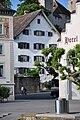 Rapperswil - Altstadt - Haus Schlossberg 2010-06-04 18-30-14.JPG