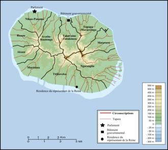 Akaoa (Cook Islands electorate) - Electorates on Rarotonga