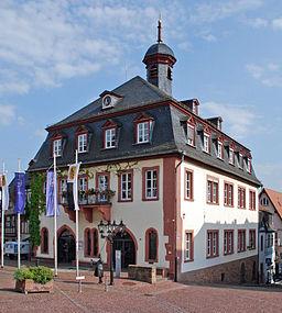 Rathaus 2007 Gelnhausen b