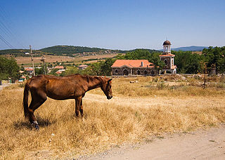 Ravadinovo Village in Burgas Province, Bulgaria