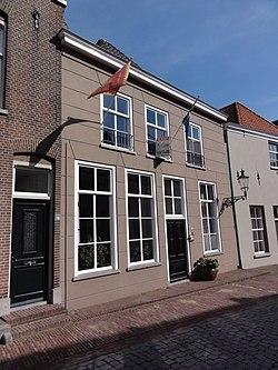 Ravenstein Rijksmonument 32330 Kolonel Wilsstraat 11.JPG