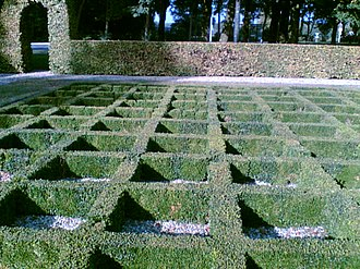 Putten raid - 660 symbolic graves in the Putten memorial garden