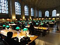 Reading room - Boston Public Library, McKim Building - DSC09268.JPG