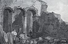 Demolishing the church