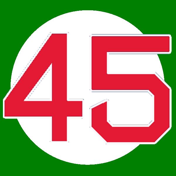 RedSox 45