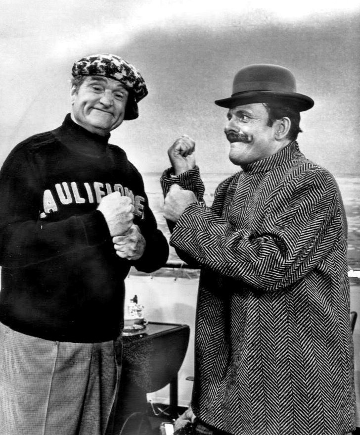 Red Skelton Terry-Thomas Red Skelton Show 1968