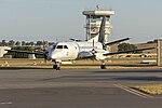 Regional Express (N302AG) Saab 340B, ex Silver Airways, at Wagga Wagga Airport.jpg