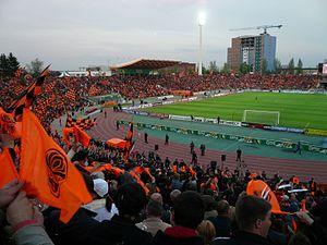RSC Olimpiyskiy - Image: Regional Sport Complex Olimpiyskyi in Donetsk 1