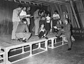 Regisseur Georges Vitaly regisseert Moliers blijspel, Bestanddeelnr 907-2634.jpg