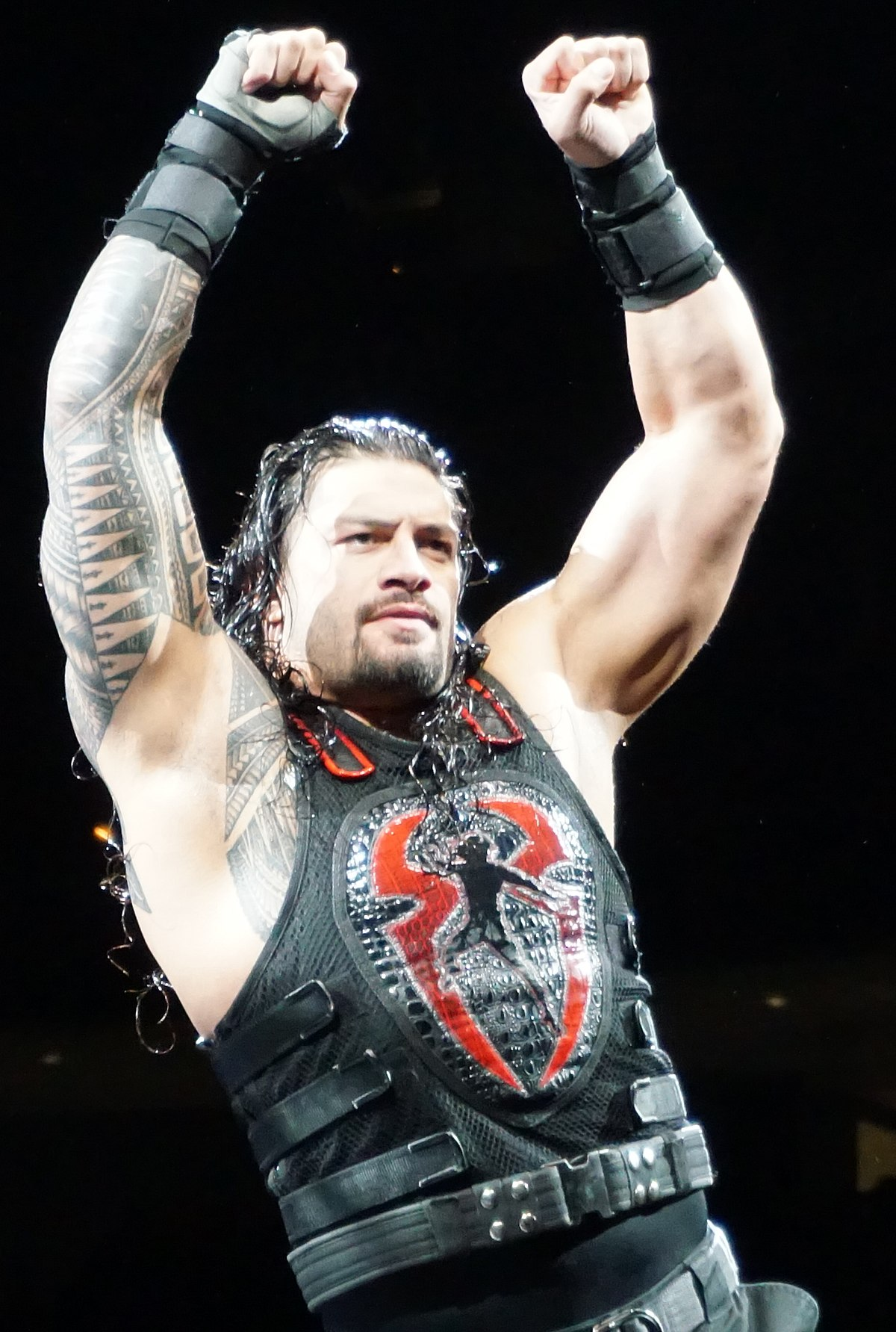persona and reception of roman reigns wikipedia
