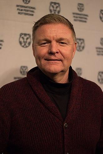 René Mioch - René Mioch at the International Film Festival Rotterdam in 2016