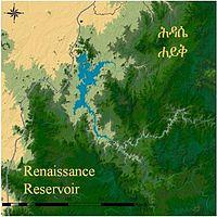 Grand Ethiopian Renaissance Dam - Wikipedia