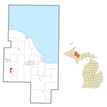 Republic, Michigan Census-designated place & Unincorporated community in Michigan, United States