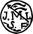 Resello de José María Liceaga durante la Guerra de Independencia de México (08a).png