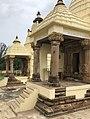 Restored Khajuraho Jain temple.jpg