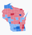 Results of the 2018 Senate election in Wisconsin.png