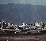 Retired Boeing B-52 bombers at the MASDC in 1982.jpg