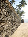 Revdanda Fort outer walls 01.JPG