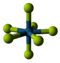 Rhenium heptafluoride: discrete small molecule
