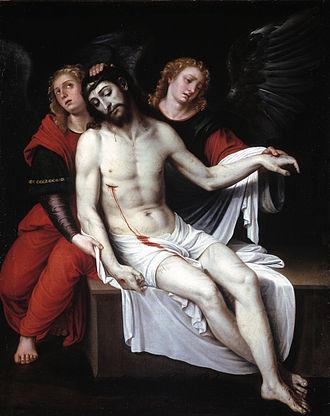 Francesc Ribalta - Cristo muerto, c. 1615